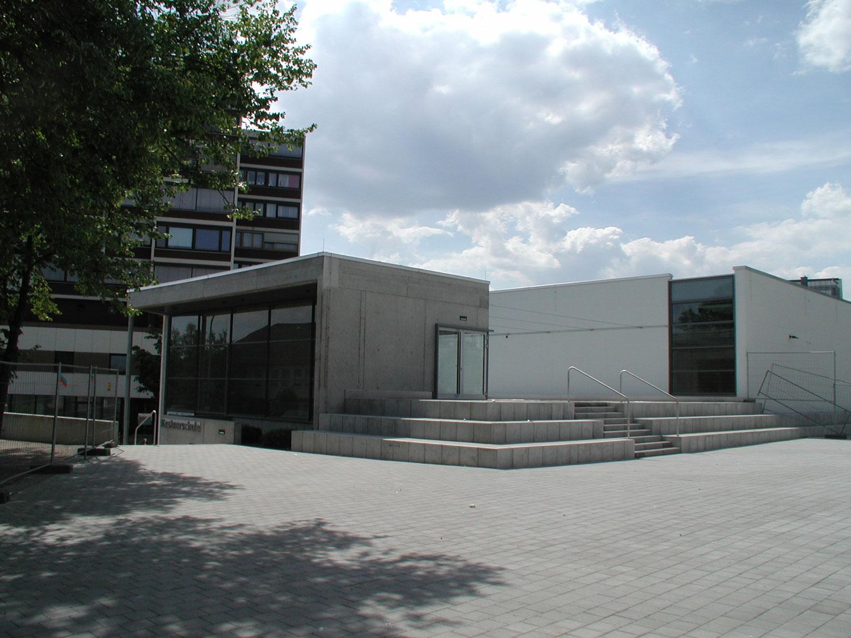 Sporthalle Kestnerschule Wetzlar